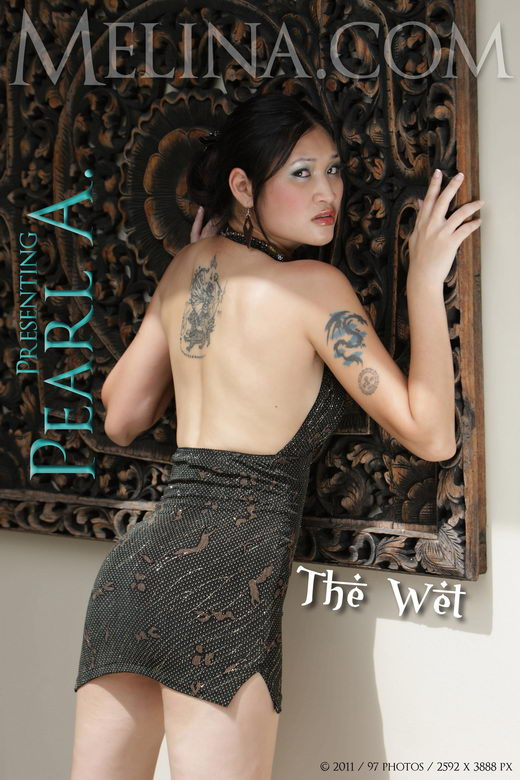 Pearl A - `The Wet Pearl` - for MELINA