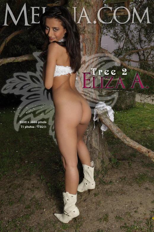 Eliza A - `Tree II` - for MELINA
