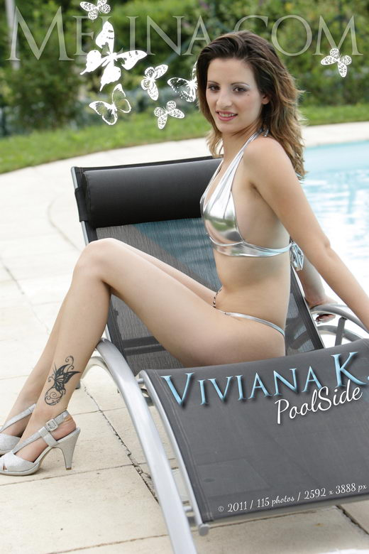 Viviana K - `Poolside` - for MELINA