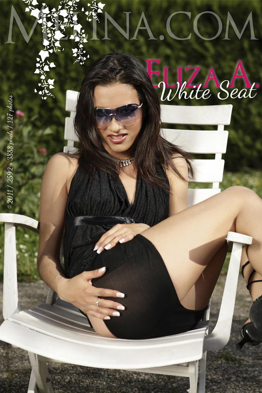 Eliza A - `White Seat` - for MELINA