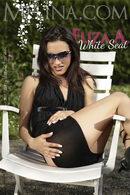 White Seat
