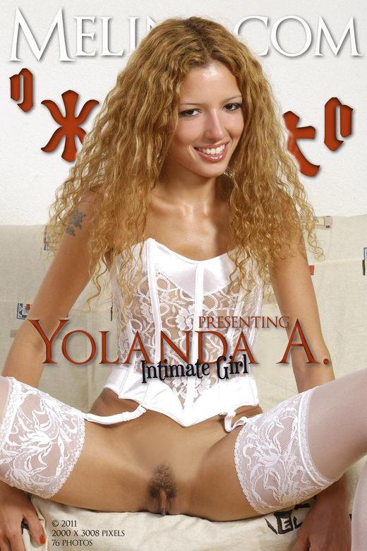 Yolanda A - `Intimate Girl` - for MELINA