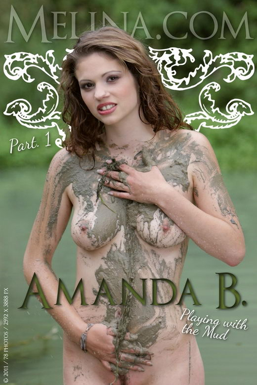 Amanda B - `Playing with the Mud` - for MELINA