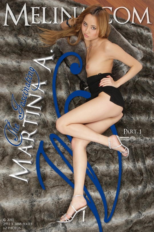 Martina A - `The Fascinating Mart` - for MELINA