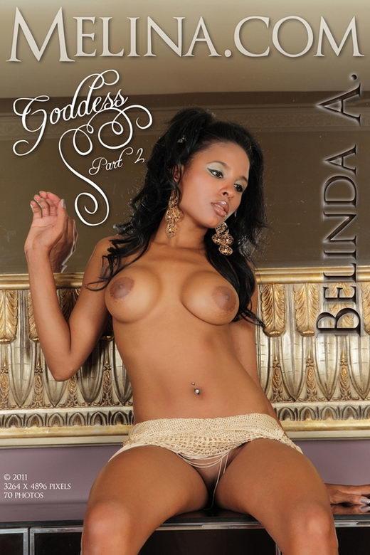 Belinda A - `Goddess II` - for MELINA