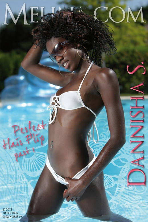 Dannisha S - `Perfect Hair Flip I` - for MELINA