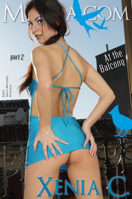 Xenia C - `At the Balcony II` - for MELINA