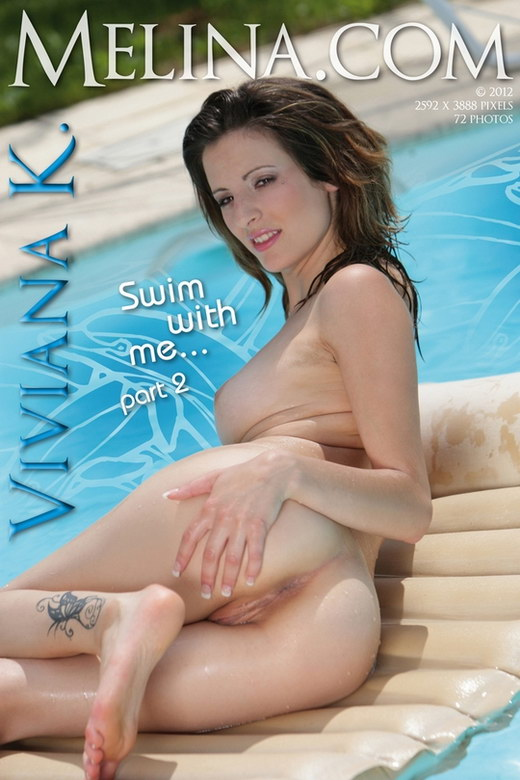 Viviana K - `Swim with Me II` - for MELINA