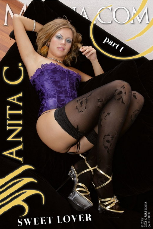 Anita C - `Sweet Lover I` - for MELINA