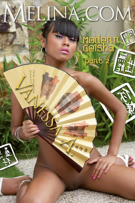 Vanessa A - `Modern Geisha II` - for MELINA