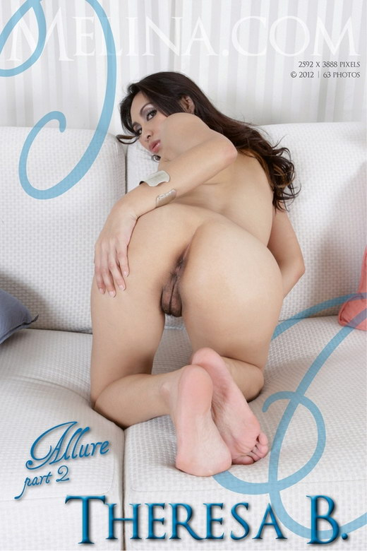 Theresa B - `Allure - Part II` - for MELINA