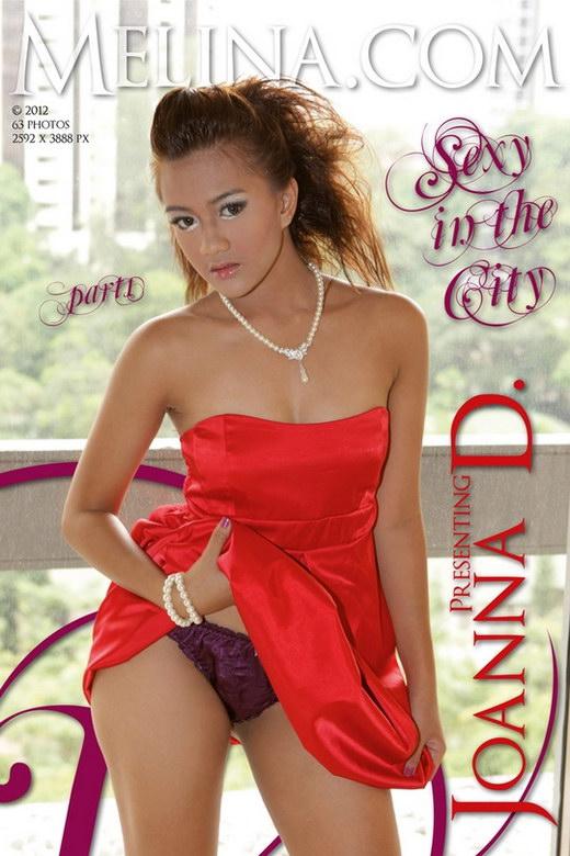 Joanna D - `Sexy in the City I` - for MELINA