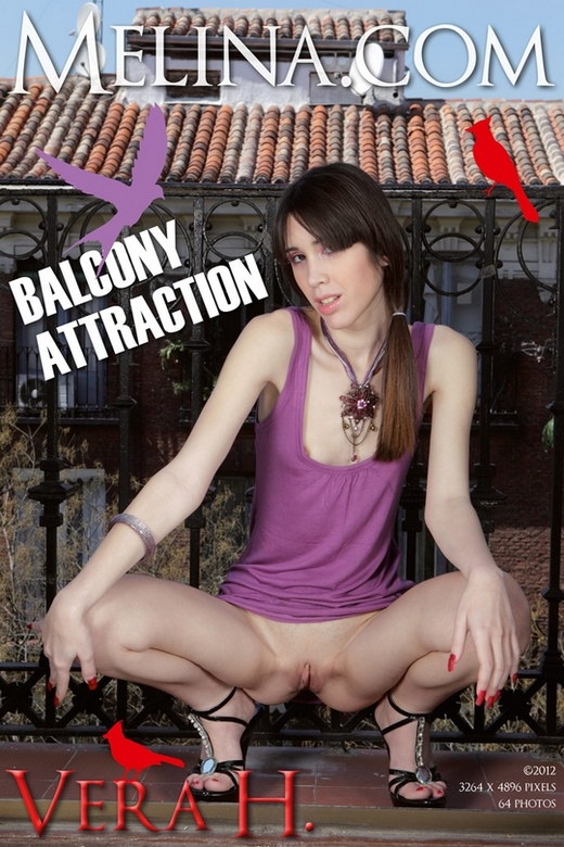 Vera H - `Balcony Attraction` - for MELINA