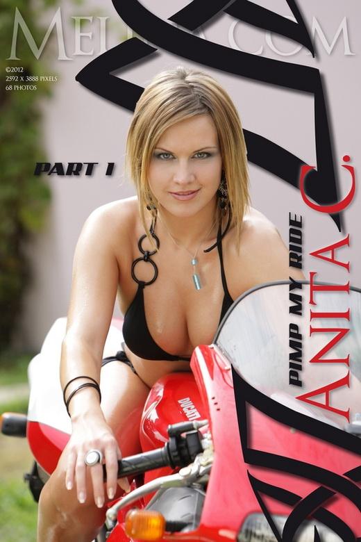 Anita C - `Pimp My Ride I` - for MELINA