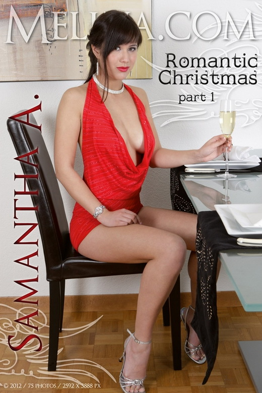 Samantha A - `Romantic Christmas I` - for MELINA
