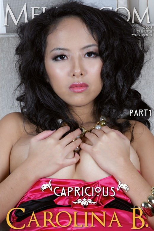 Carolina B - `Capricious I` - for MELINA