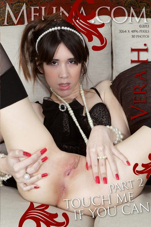 Vera H - `Touch me if you can II` - for MELINA