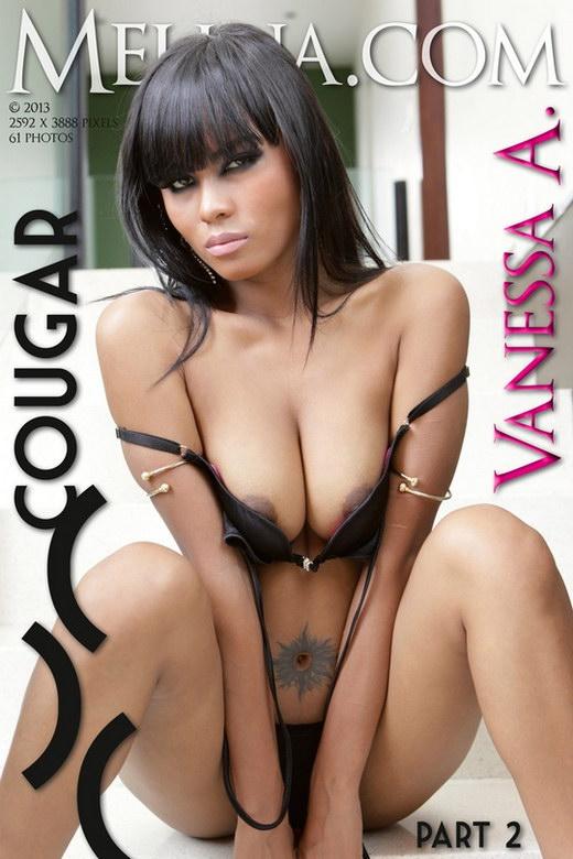 Vanessa A - `Cougar II` - for MELINA