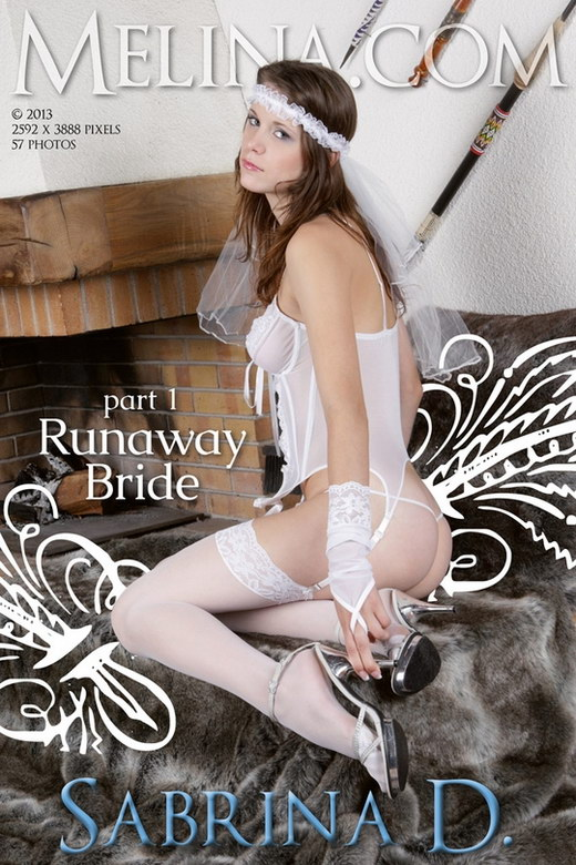 Sabrina D in Runaway Bride I gallery from MELINA