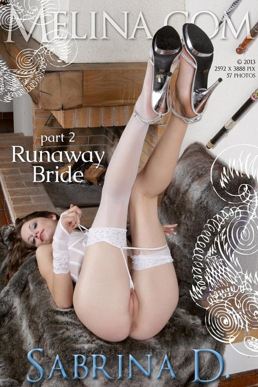 Sabrina D - `Runaway Bride II` - for MELINA
