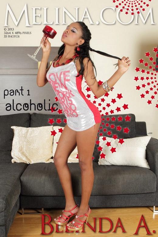 Belinda A - `Alcoholic I` - for MELINA