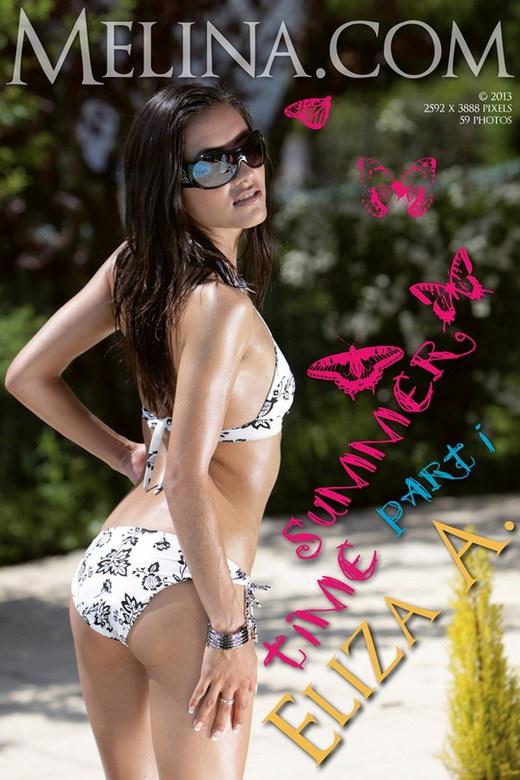 Eliza A - `Summer Time I` - for MELINA