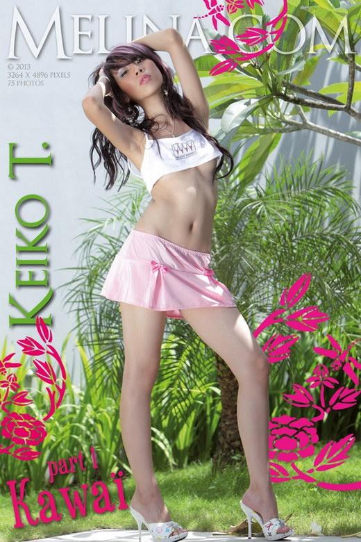 Keiko T - `Kawaï I` - for MELINA