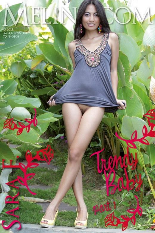 Sara F - `Trendy Baby I` - for MELINA