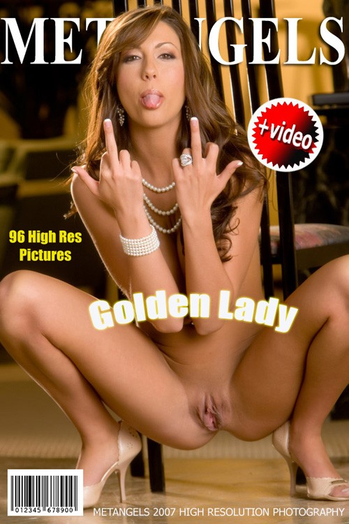 `Golden Lady` - for METANGELS