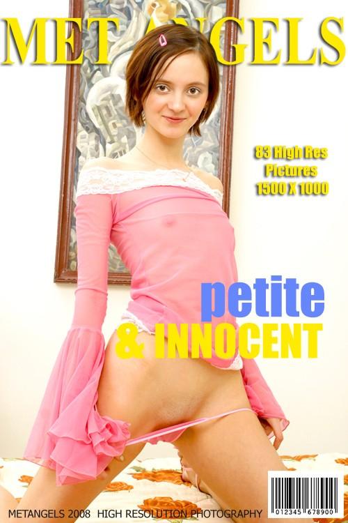 `Petite & Innocent` - for METANGELS