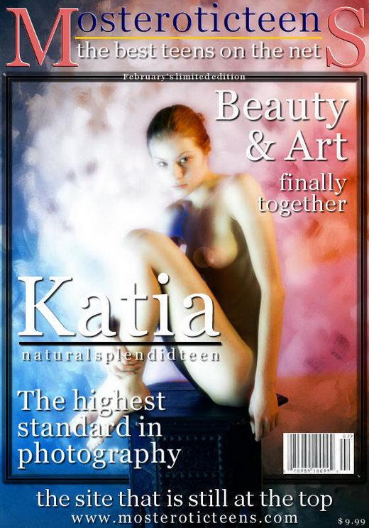Katia M - `Katia 01` - for METART ARCHIVES