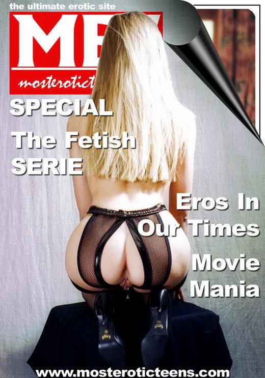 `Fetish 01` - by Galitsin for METART ARCHIVES