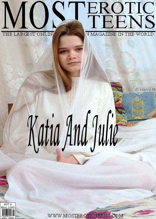 `Katie & Julie` - for METART ARCHIVES