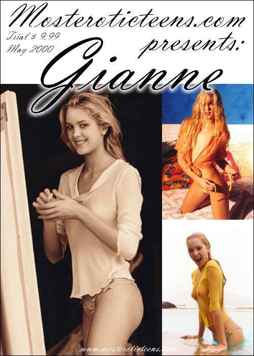 Gianne - `Gianne 01` - by Petter Hegre for METART ARCHIVES
