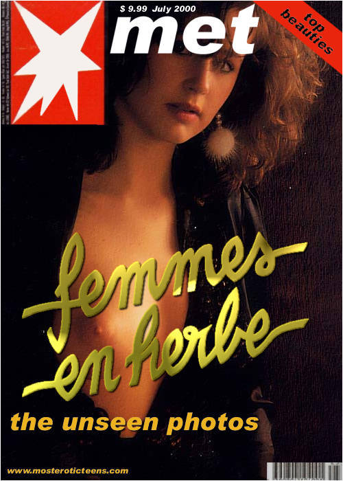 `Femmes en Herbe` - for METART ARCHIVES