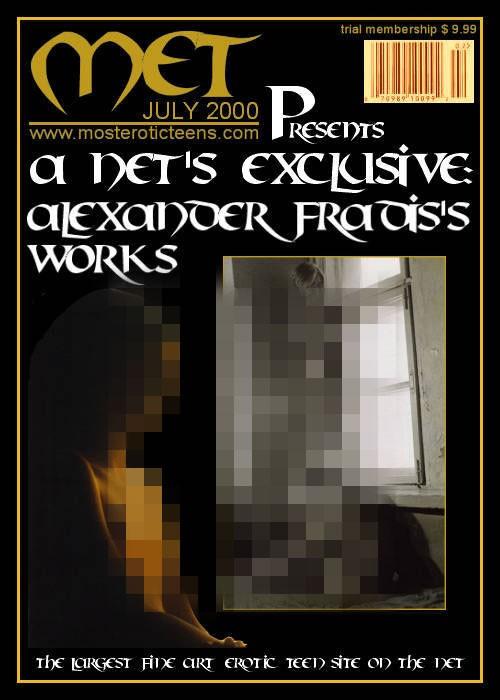 `Alexander Fradis's Works` - for METART ARCHIVES