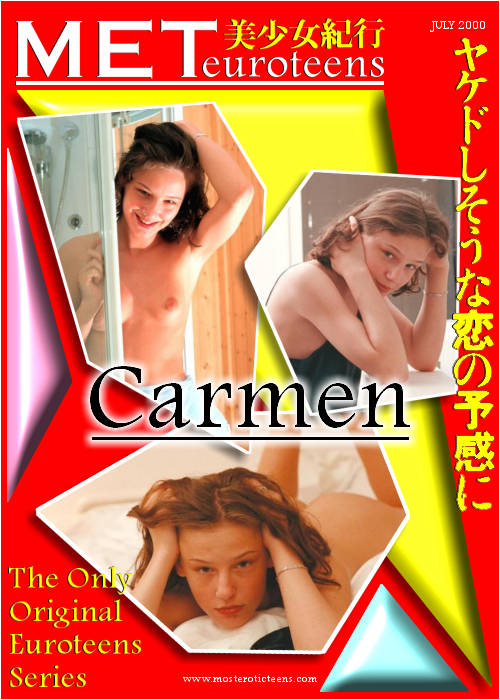 `Carmen - Euroteens` - for METART ARCHIVES
