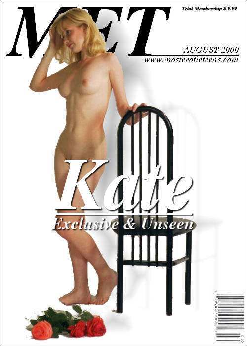 Kate - `Exclusive & Unseen` - for METART ARCHIVES