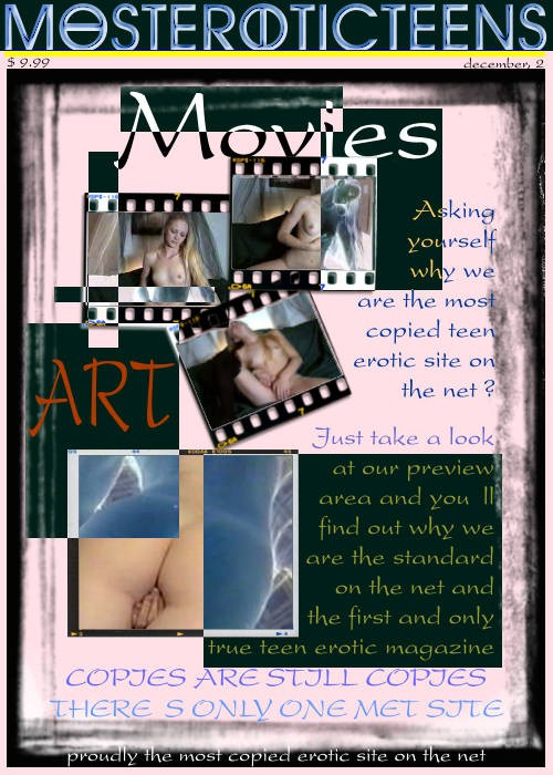 `Movies Art` - for METART ARCHIVES