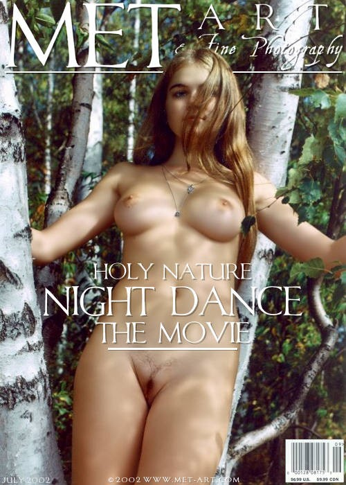 Gina B - `Night Dance 1 [00'01'40] [MPG] [320x263]` - by HolyNature for METART ARCHIVES
