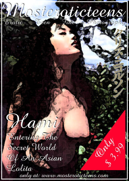 Hami - `Entering The Secret World Of An Asian Lolita` - for METART ARCHIVES