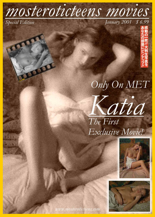 Katia - `The First Movie [00'00'48] [MPG] [480x640]` - for METART ARCHIVES