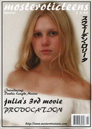 Julia A - Julia's 3rd Movie_Provocation [00'03'52] [MPG] [480x704]