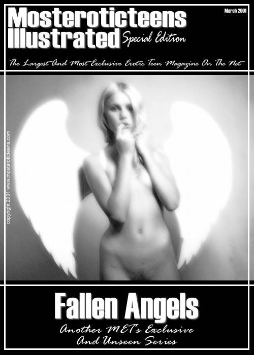 Julia A - `Wings Fallen Angels 04` - for METART ARCHIVES