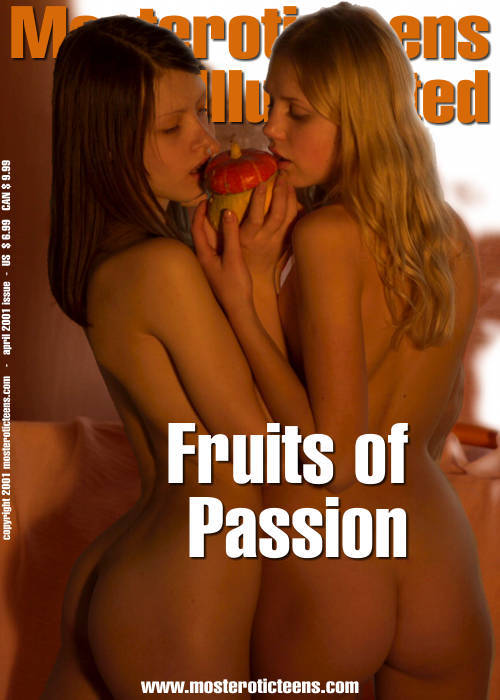 Julia A & Valentina C - `Fruits Of Passion 01` - for METART ARCHIVES