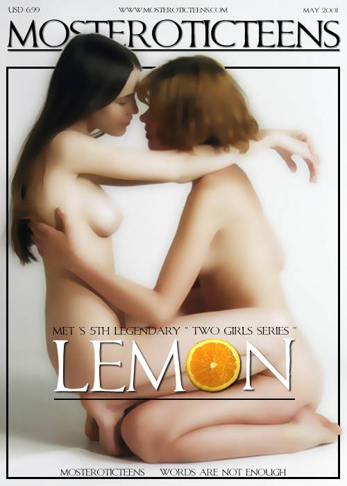 Dina A & Friend - `Lemon` - by Galitsin for METART ARCHIVES