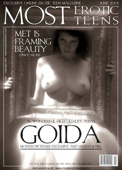 `Goida` - for METART ARCHIVES