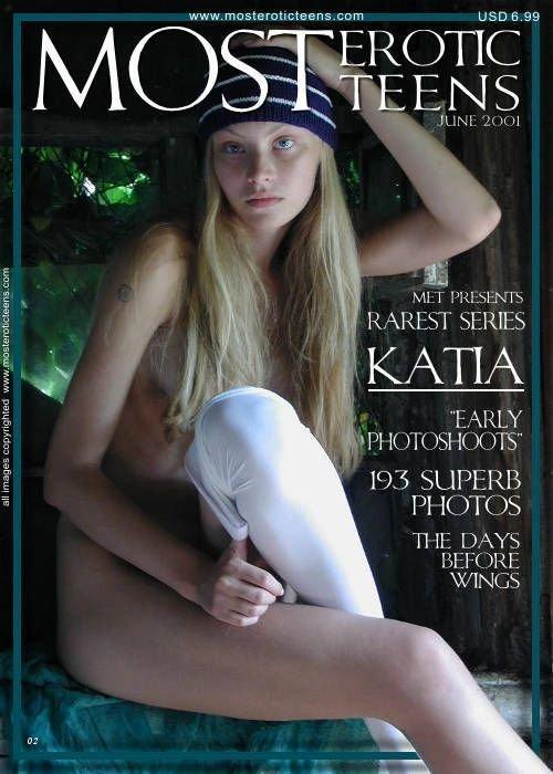 Katia - `Rarest Series 02` - for METART ARCHIVES