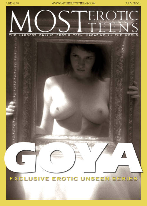 `Goya` - for METART ARCHIVES