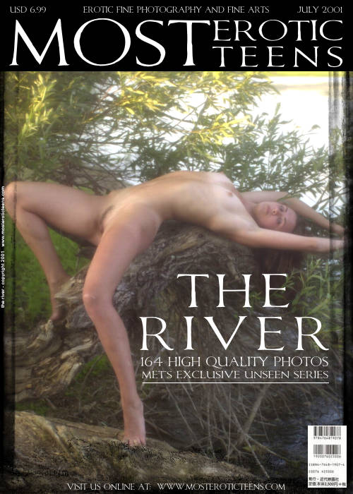 `The River 02` - for METART ARCHIVES